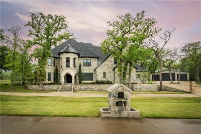 Copper Canyon Single Family Home For Sale: 966 Meadow Drive