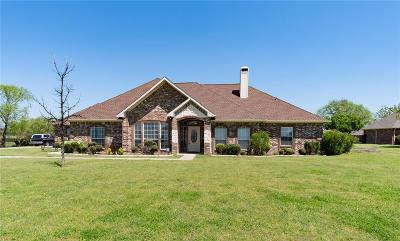 Terrell Single Family Home For Sale: 1033 W Secretariat Drive