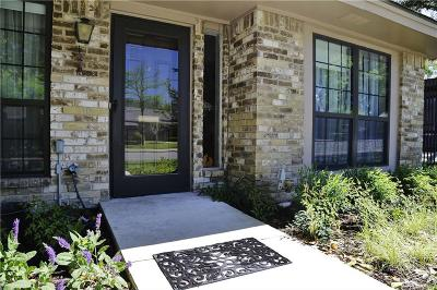 Dallas Townhouse For Sale: 10710 Sandpiper Lane #11