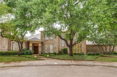 Dallas Single Family Home For Sale: 3 Connaught Court