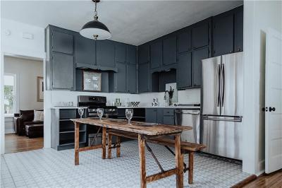 Fort Worth Single Family Home For Sale: 1963 College Avenue
