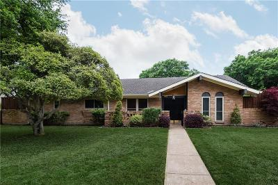 Dallas Single Family Home For Sale: 4938 Forest Bend Road