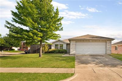 Little Elm Single Family Home For Sale: 1601 Briarhaven Way
