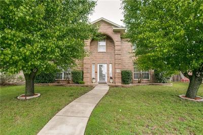 Allen Single Family Home For Sale: 1313 Lombardy Way