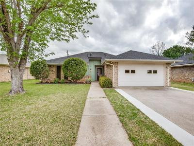 Lewisville Single Family Home For Sale: 1508 Highpoint Drive