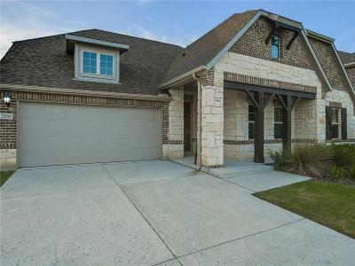 Mckinney Single Family Home For Sale: 2205 Millwall Drive