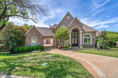 Plano Single Family Home For Sale: 6605 Wood Hollow Court