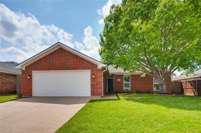 Fort Worth Single Family Home For Sale: 8059 Berkshire Drive