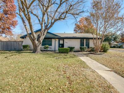 Richardson Single Family Home For Sale: 1210 Wisteria Way