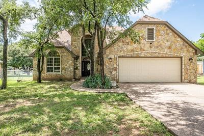 Parker County, Tarrant County, Hood County, Wise County Single Family Home For Sale: 4016 Pueblo Court