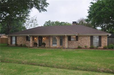 Bullard Single Family Home For Sale: 118 Carmel Drive
