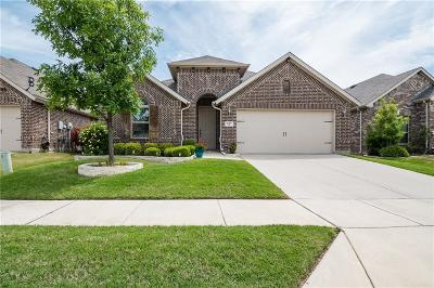 Little Elm Single Family Home For Sale: 817 Green Coral Drive