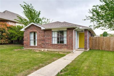 Collin County Single Family Home For Sale: 615 Bandera Street