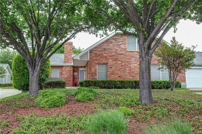 Tarrant County Condo For Sale: 6128 Haley Lane