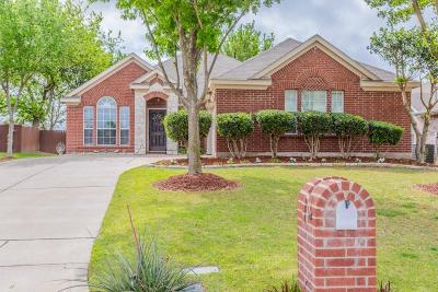 Mansfield Single Family Home For Sale: 3804 Travis Boulevard