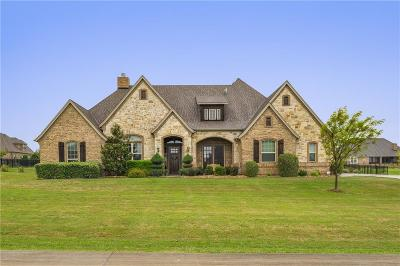 Aledo Single Family Home For Sale: 257 Bearclaw Circle