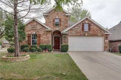 Fort Worth Single Family Home For Sale: 8972 Riscky Trail