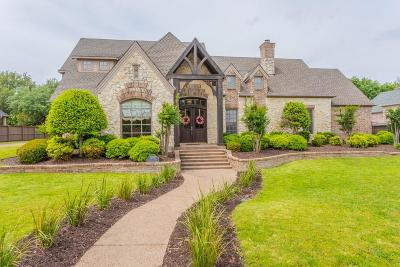 Colleyville Single Family Home For Sale: 7208 Majestic Manor