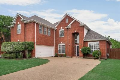 Coppell Single Family Home For Sale: 224 Sleepy Hollow Lane
