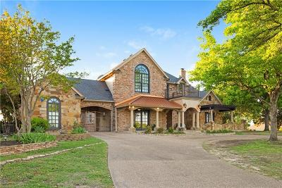 Aledo Single Family Home For Sale: 116 Woodland Hills Drive