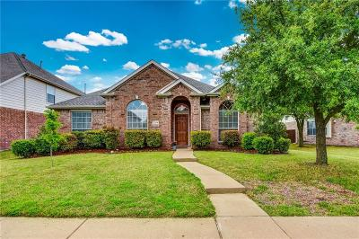 Rockwall Single Family Home For Sale: 719 Vallejo Drive