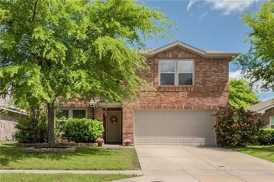 Mckinney Single Family Home For Sale: 2624 Terrace Drive
