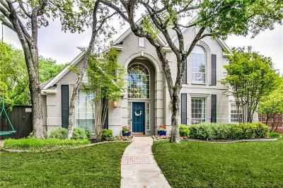 Plano Single Family Home Active Option Contract: 3016 Hallwell Drive