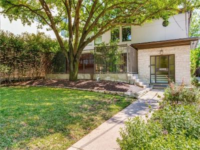 Dallas County Single Family Home For Sale: 3610 Edgewater Street