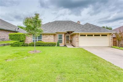 Burleson Single Family Home Active Option Contract: 109 McAlister Road