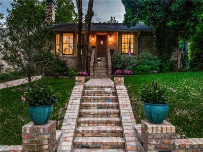 Dallas Residential Lease For Lease: 2844 Claudette