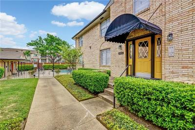 Dallas Condo For Sale: 5835 Sandhurst Lane #C