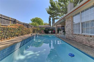 Fort Worth Single Family Home For Sale: 9017 Tyne Trail