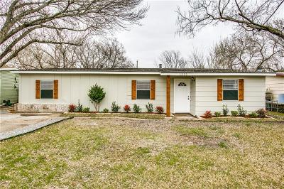 Mesquite Single Family Home For Sale: 1222 Lanemar Drive