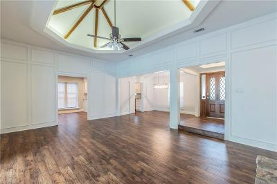 Plano Single Family Home Active Option Contract: 1700 Cathedral Drive