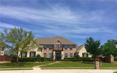 Prosper Single Family Home For Sale: 741 Limestone Drive