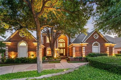 Frisco Single Family Home For Sale: 4717 Augusta Drive