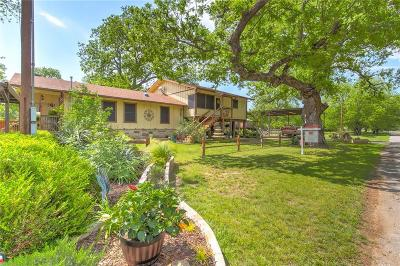 Weatherford Single Family Home For Sale: 7084 Horseshoe Bend