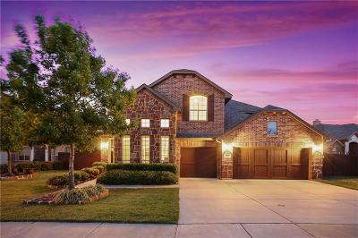 Denton Single Family Home For Sale: 8201 Bishop Pine Road