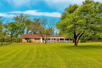 Denison Single Family Home For Sale: 4745 Us Highway 69