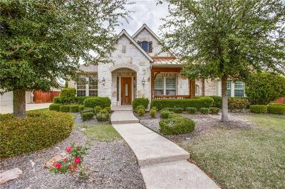 Prosper Single Family Home For Sale: 1021 Shadow Hill Drive
