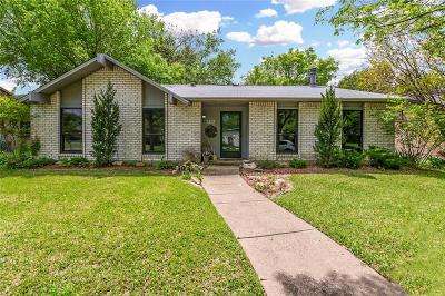 Collin County Single Family Home For Sale: 1212 Joshua Tree Drive