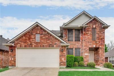 Flower Mound Single Family Home For Sale: 3514 Sutters Way