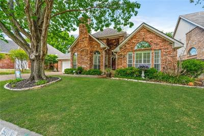 McKinney Single Family Home For Sale: 5018 Falcon Hollow Road