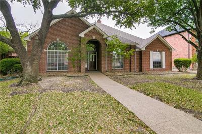 Plano Single Family Home For Sale: 3100 Manga Drive