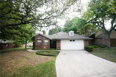 Carrollton Single Family Home For Sale: 2515 Millcroft Cove