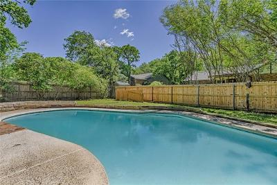 Arlington Single Family Home For Sale: 5808 Gatewood Drive
