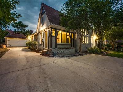 Dallas Single Family Home For Sale: 2814 W Jefferson Boulevard