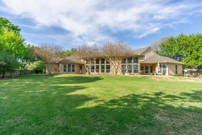 Tarrant County Single Family Home For Sale: 105 Creekway Bend