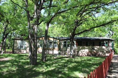 Kemp Single Family Home For Sale: 21610 Cr 4072