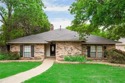 Denton County Single Family Home For Sale: 609 Highland Meadows Drive